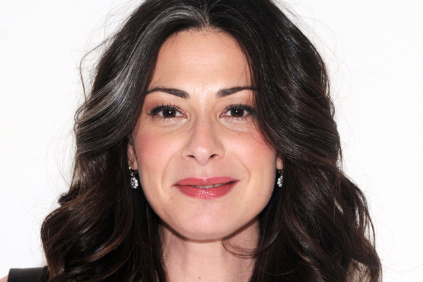 TV Stylist Stacy London embraces the grey. Image: Getty