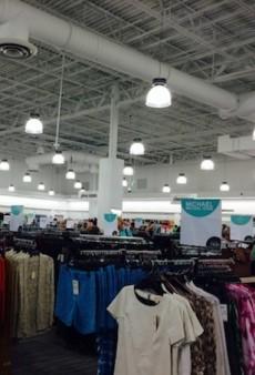 Blogger Modern Day Moms Shops Nordstrom Rack