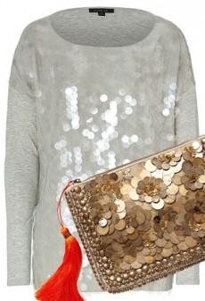 The Pretty Paillette: Shine On With This Season's Alt Sequin