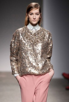 Shine On: Runway-Inspired Ways to Wear Sparkle This Season