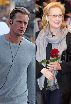 Trolling for Pageviews: Blogger Admits She Fabricated Rumor About Alexander Skarsgård and Meryl Streep