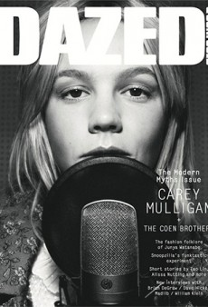 Carey Mulligan Covers Dazed & Confused's 'Modern Myths' Issue