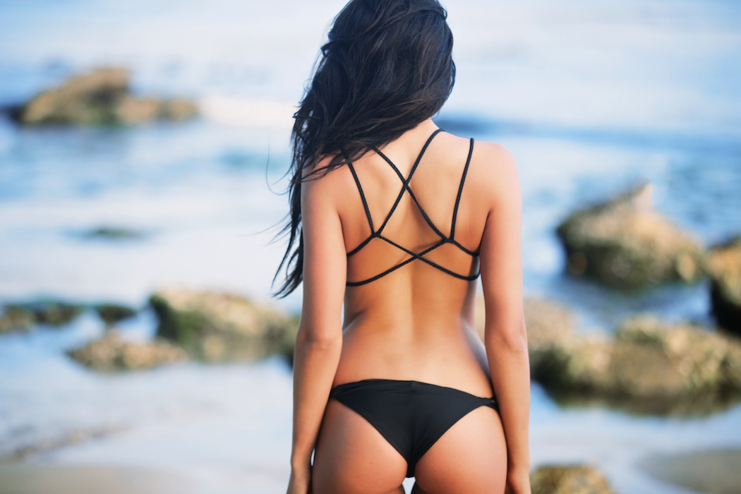Kaia Black back