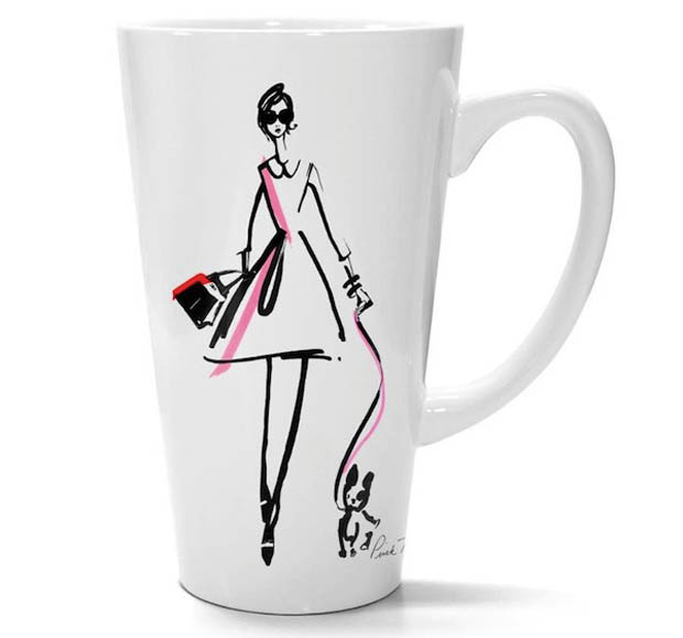 Pink-Tartan-x-Keurig-Designer-Mug