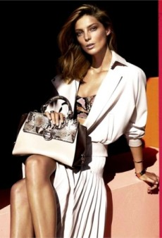 Daria Werbowy Scores the Salvatore Ferragamo Campaign Yet Again (Forum Buzz)