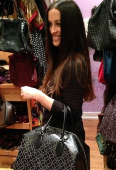 Handbag Connoisseur Alanis Morissette Shows Off Her (Ridiculously Amazing) Collection