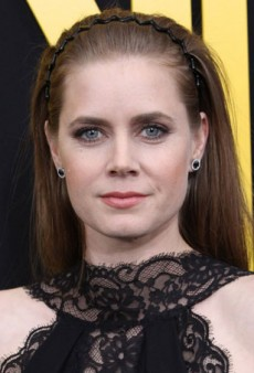 Get Amy Adams' Glittery Makeup Look and Make it Last