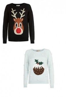 The Best of the British High Street's Festive Jumper Trend