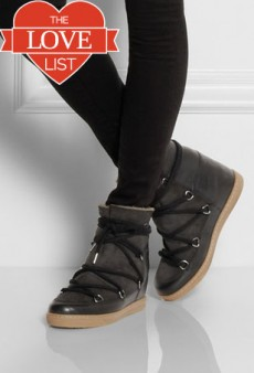 Winter Boots: The Love List