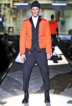 DSquared2 Commits Perfect Crime with Fall 2014 Collection