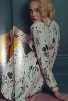 Here's a Preview of Miu Miu's Spring 2014 Campaign, Starring Elle Fanning