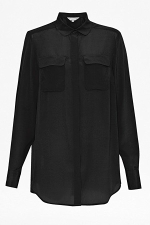 French-Connection-silk-shirt