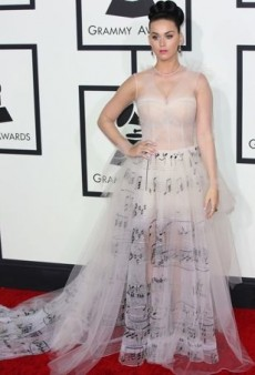 The 34 Most Dramatic Red Carpet Looks from the Grammy Awards 2014