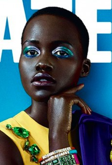 Lupita Nyong'o Wears Prada Brights for Dazed & Confused for 'Girls Rule the World' Issue