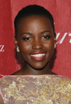 Start Your New Year Right with Lupita Nyong-o's Glowing Look