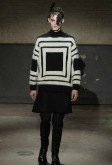 The Best of London Men's Fashion Week Fall 2014: Burberry Prorsum, Alexander McQueen, Jonathan Saunders, Nicole Farhi, Topman Design, JW Anderson