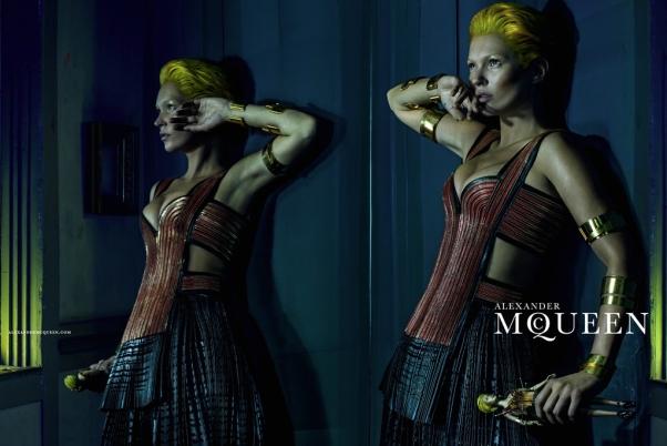 Alexander McQueen Spring 2014 by Steven Klein