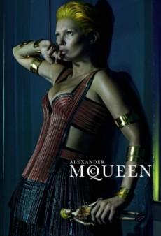 Alexander McQueen's Spring 2014 Campaign: 'Steven Klein + Kate Moss = Instant Love' (Forum Buzz)