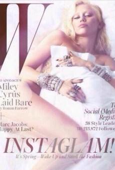 Leak: Miley Cyrus is Nude for the Cover of W Magazine; Interviewed by Ronan Farrow for the Issue (Forum Buzz)