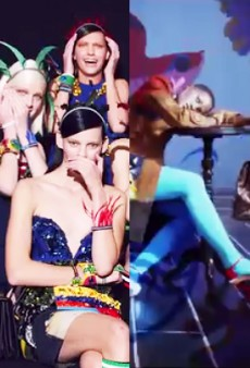 Would You Rather? The Prada and Miu Miu Spring 2014 Video Ad Campaigns