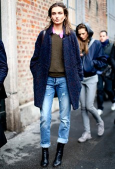 Here's How to Get That Model Off Duty Street Style Look You Crave