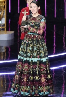 Zhang Ziyi Receives Her Best Actress Honor in an Award-Worthy Valentino Gown and Other Best Dressed Celebs of the Week