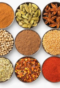 The Secret Health Benefits of Your Spice Rack