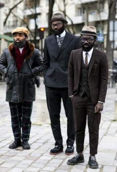 Street Style: How the Men Do Paris Fashion Week