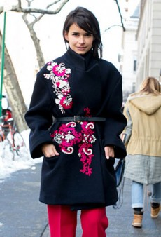 Fashion Editor Street Style: New York Fashion Week Fall 2014 (Forum Buzz)