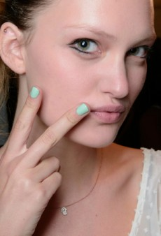 Pastel Pretty: Your Winter-to-Spring Nail Polish Shade