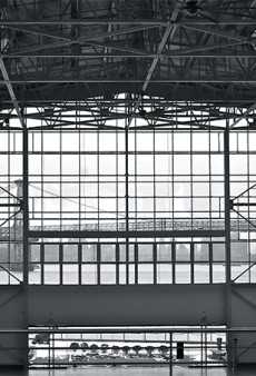Go Inside New York Fashion Week's First-Ever Brooklyn Venue: The Duggal Greenhouse Will Host Alexander Wang's Fall 2014 Runway Show