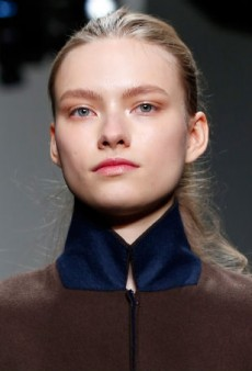 Beauty Report: 'Windchilled' Back to Basics at J JS Lee Fall 2014