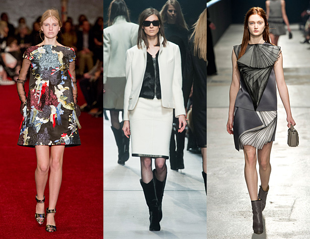 The Hits: Erdem, Tom Ford, Christopher Kane. Images via IMAXtree.