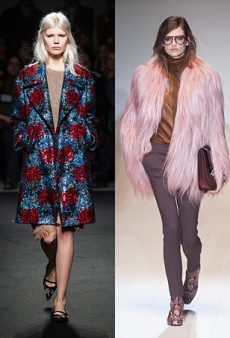 Milan Fashion Week Fall 2014 Hits and Misses: Part 1 (Forum Buzz)