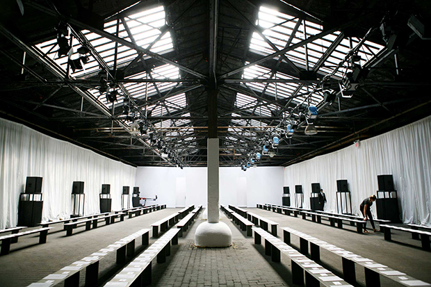 Last season's Rag & Bone set-up / Image: The Skylight Group