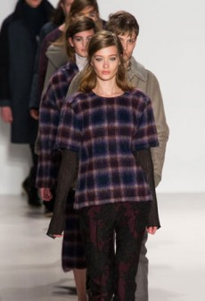Richard Chai Sticks to His Roots for Fall 2014 (Runway Review)