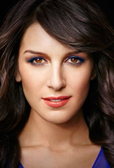 Team Canada: Shenae Grimes-Beech Becomes the Face of Annabelle Cosmetics