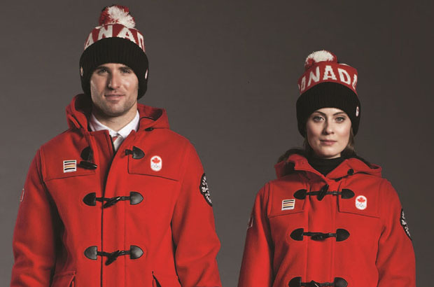 HUDSON'S BAY COMPANY - Canadian Olympic Uniform