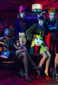 Prada Teams Up with Edward Enninful to Revive 'The Iconoclasts' Project in Milan