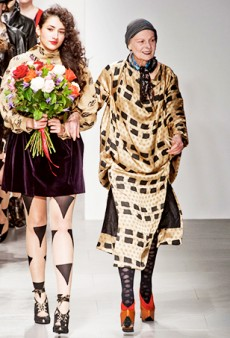 Vivienne Westwood: 'It's the Most Life Enhancing Thing to Dress Up' [Video]