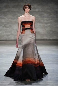 Bibhu Mohapatra Fall 2014: Restraint Without the Snooze-Factor (Runway Review)
