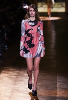Carven Fall 2014: Playful and Sophisticated (Runway Review)