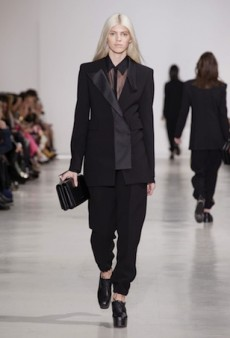 Costume National Unveils Classics with a Twist for Fall 2014 (Runway Review)
