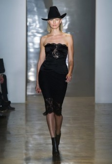 Cushnie et Ochs Heads West for Fall 2014 (Runway Review)