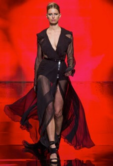 Donna Karan Fall 2014: A Love Letter 30 Years in the Making (Runway Review)