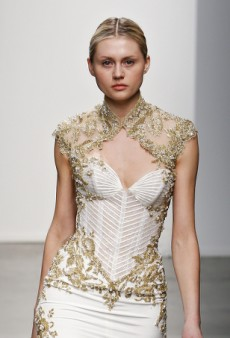 Fashion Palette: Philippa Galasso and Steven Khalil Bring Aussie Glamour to NYFW