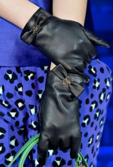 NYFW Trendspotting: Gloves, Both Elegant and Practical