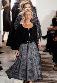 Knitwear and Fur Rule at Michael Kors Fall 2014 (Runway Review)