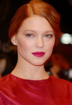 Be Bold with Lea Seydoux's Stunning Beauty Look