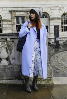 London Street Style: Fashion Week Begins with Individualism